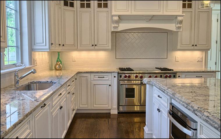 granite kitchen countertops 47 beautiful granite countertops [ pictures ] IRCQZCD